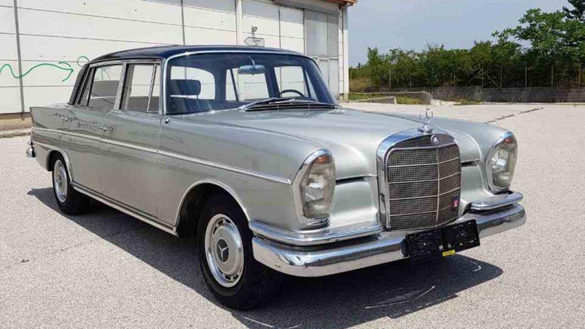 Gebrauchtwagen Mercedes-Benz 300SE W112 zu verkaufen