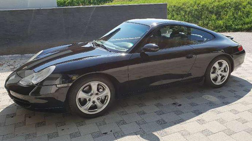 Gebrauchtwagen Porsche 911 Carrera zu verkaufen