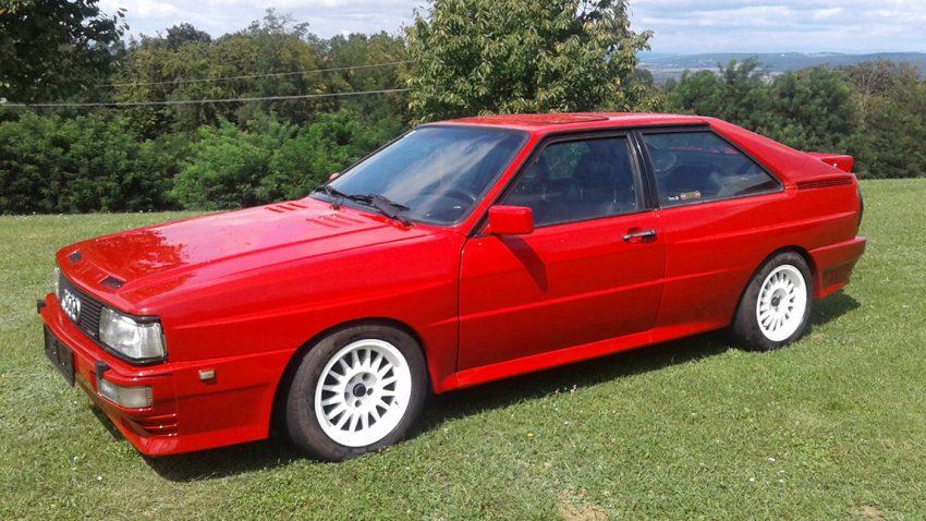 Gebruachtwagen Audi urquattro zu verkaufen