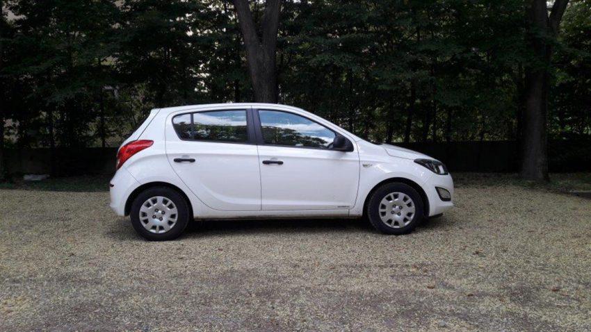Hyundai i20 gebrauchtwagen zu verkaufen