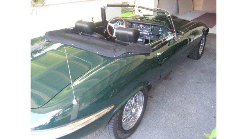 Jaguar E Type Serie III zu verkaufen