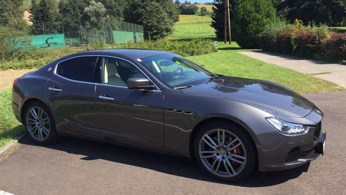 Gebrauchtwagen Maserati Ghibli SQ4 zu verkaufen
