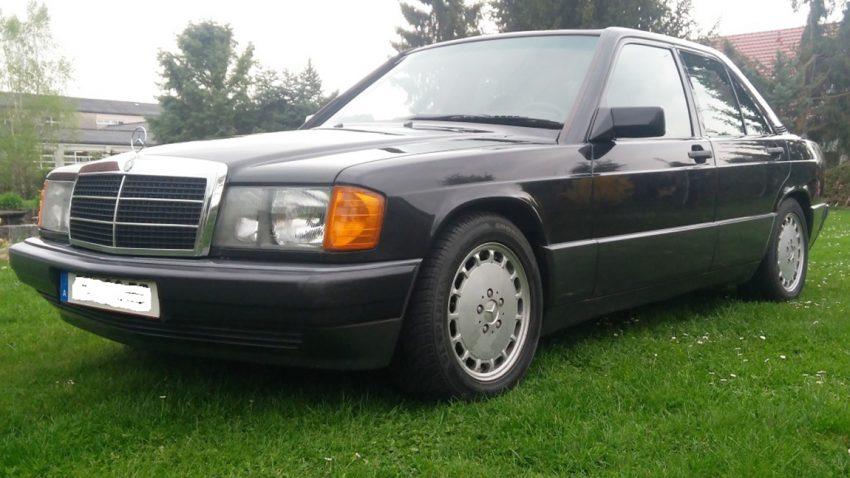 Mercedes 190E 2,3 Sportline W201A Gebrauchtwagen zu verkaufen