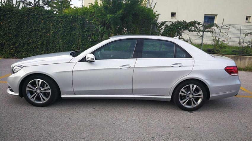Mercedes E300 Hybrid Gebrauchtwagen zu verkaufen