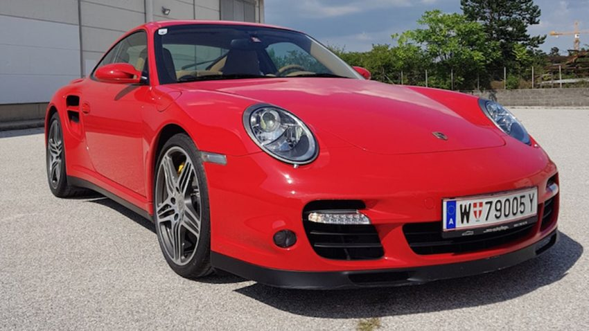 Gebrauchtwagen Porsche 911 Turbo zu verkaufen