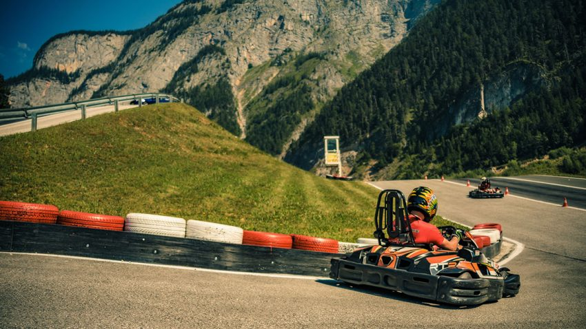Fiestival of Speed beim Racing Rookie in Saalfelden