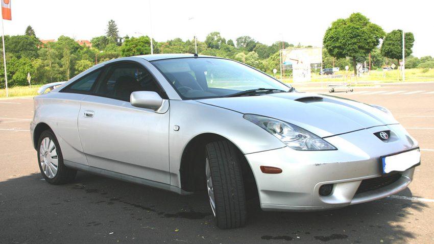 Toyota Celica TRD Gebrauchtwagen zu verkaufen