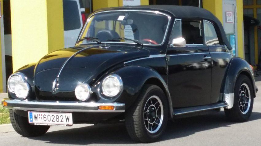 VW Käfer Cabrio Gebrauchtwagen zu verkaufen
