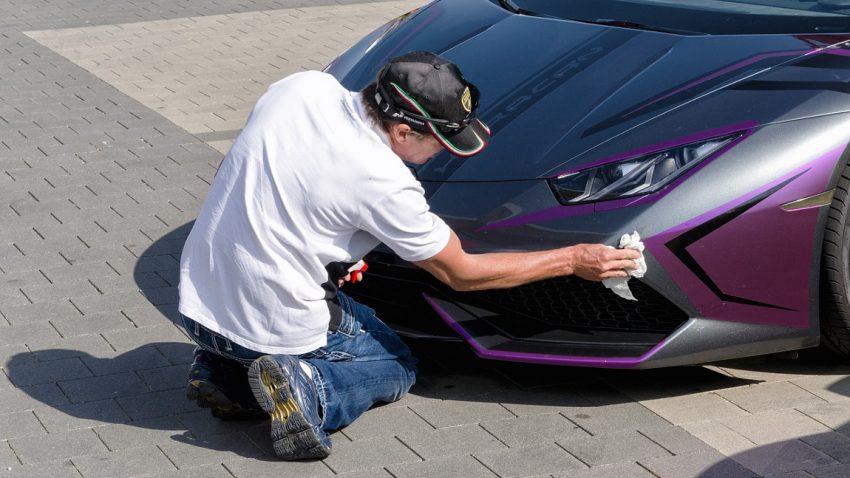 Wie die ÖsterreicherInnen ihre Autos putzen
