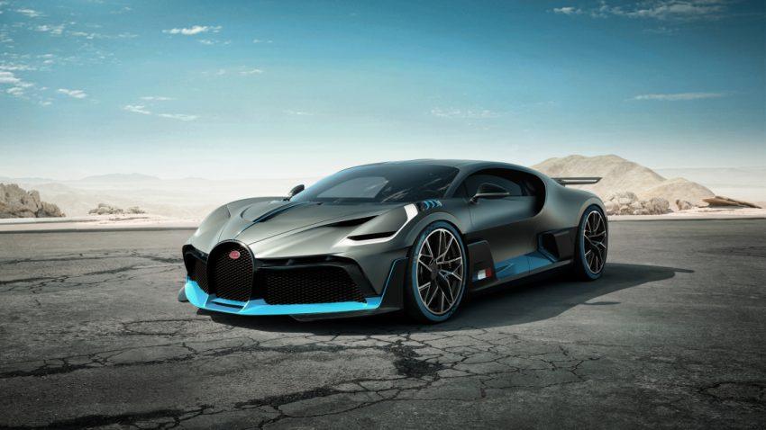 Scharfe Kurven: Das ist der (bereits ausverkaufte) Bugatti Divo