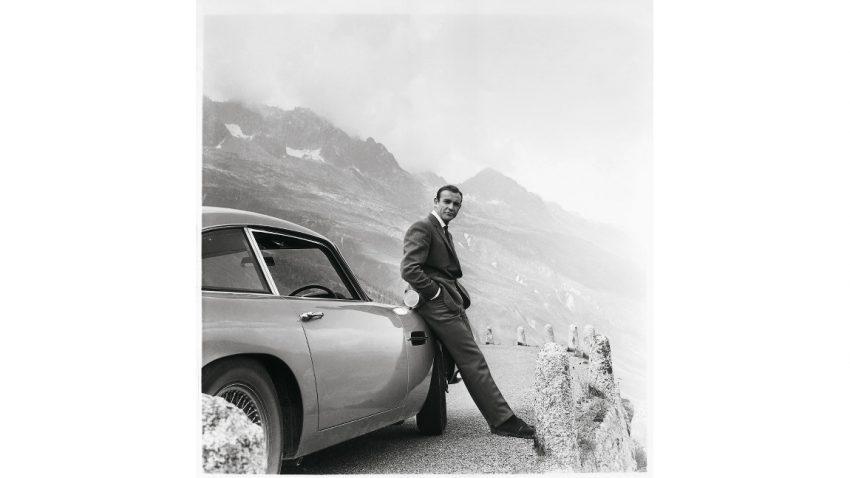 James Bond Fans, aufgepasst: Aston Martin baut 28 DB5 nach - samt Geheimagenten-Extras