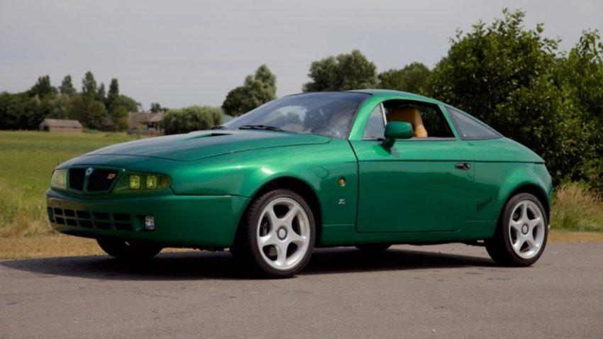 Einer von 24: Lancia Hyena Zagato steht zum Verkauf
