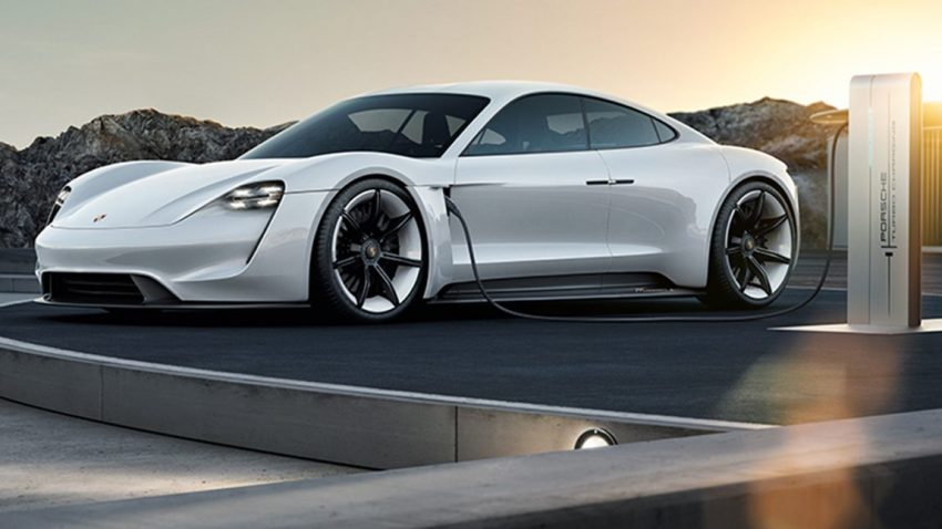 Elektro-Porsche Taycan kann jetzt vorbestellt werden - oder so ähnlich