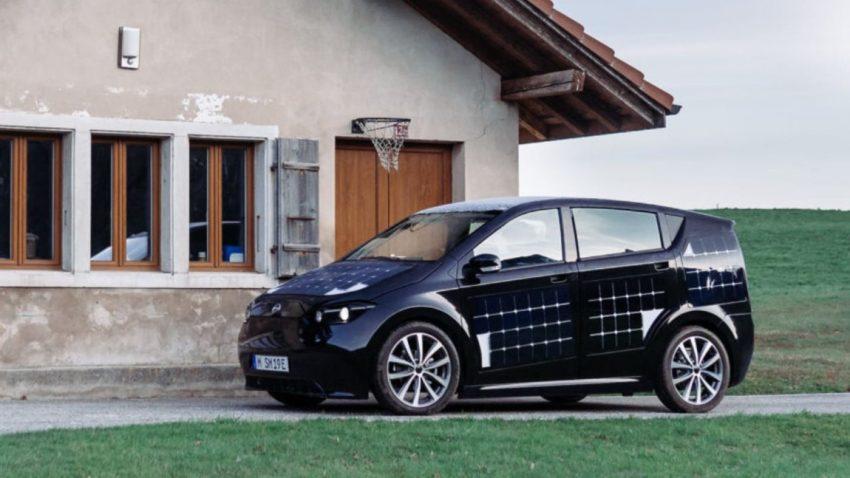 Sono Sion: Bayrisches Solar-Auto und fahrbares Privat-Kraftwerk