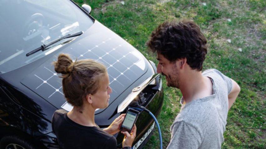 Sono Sion: Bayrisches Solar-Auto und fahrbares Privat-Kraftwerk ...