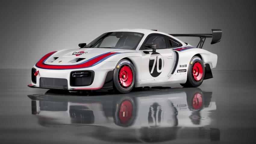 Comeback mit 700 PS: Der neue Porsche 935