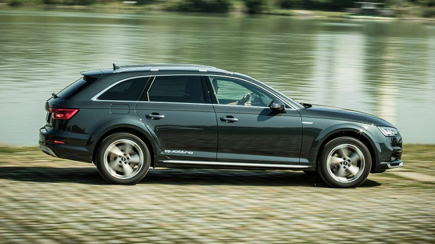 Audi A4 Allroad 3.0 TDI: Ein Hoch dem Avant!