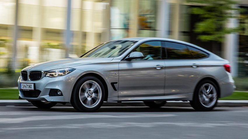 BMW 320d Gran Turismo xDrive Automatik: Länge fließt