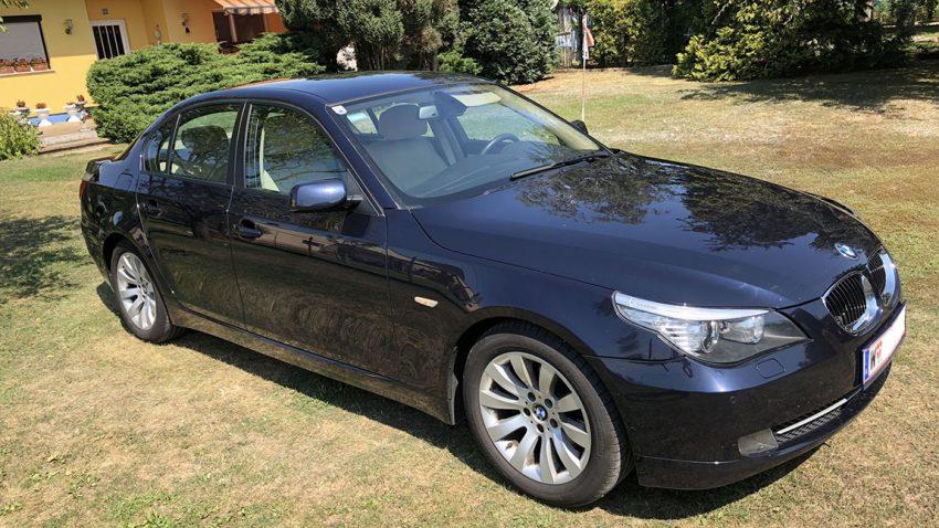 BMW 525d E60 (verkauft)