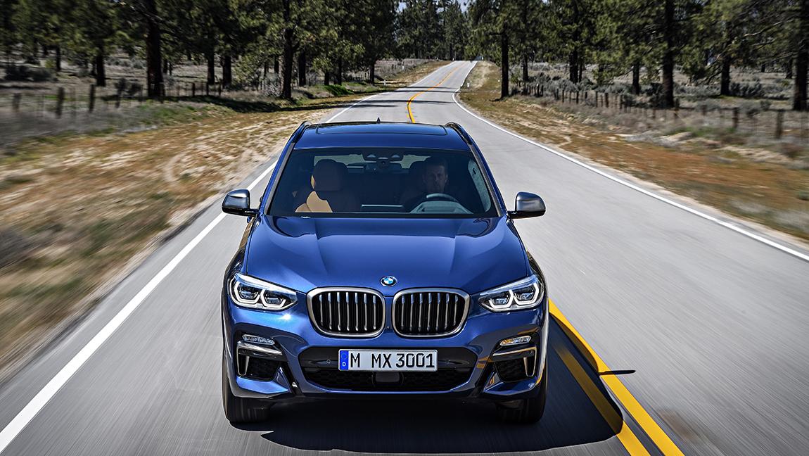 BMW X3 Konfigurator Check