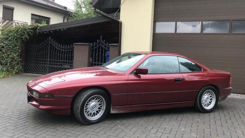 Gebrauchtwagen BMW 850i zu verkaufen