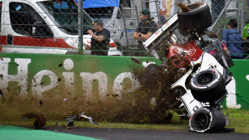 Horror-Crash bei 330 km/h in Monza: Ericsson blieb unverletzt