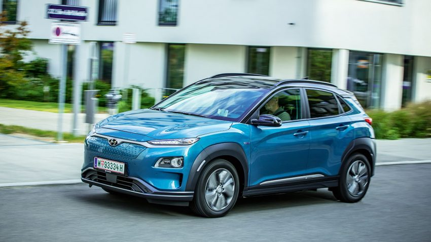 Hyundai Kona Elektro: Yes We Can