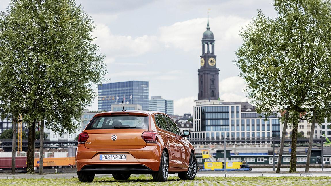 Kaufberatung Volkswagen Polo VI Exterieur Heck