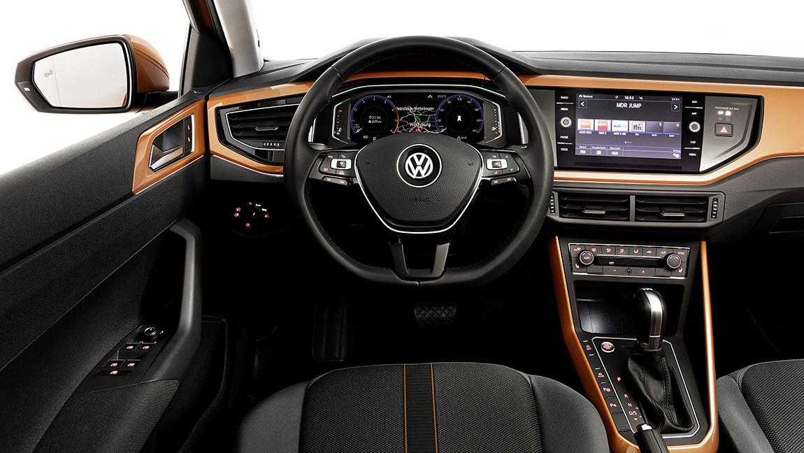 Kaufberatung Volkswagen Polo VI Innenraum Interieur