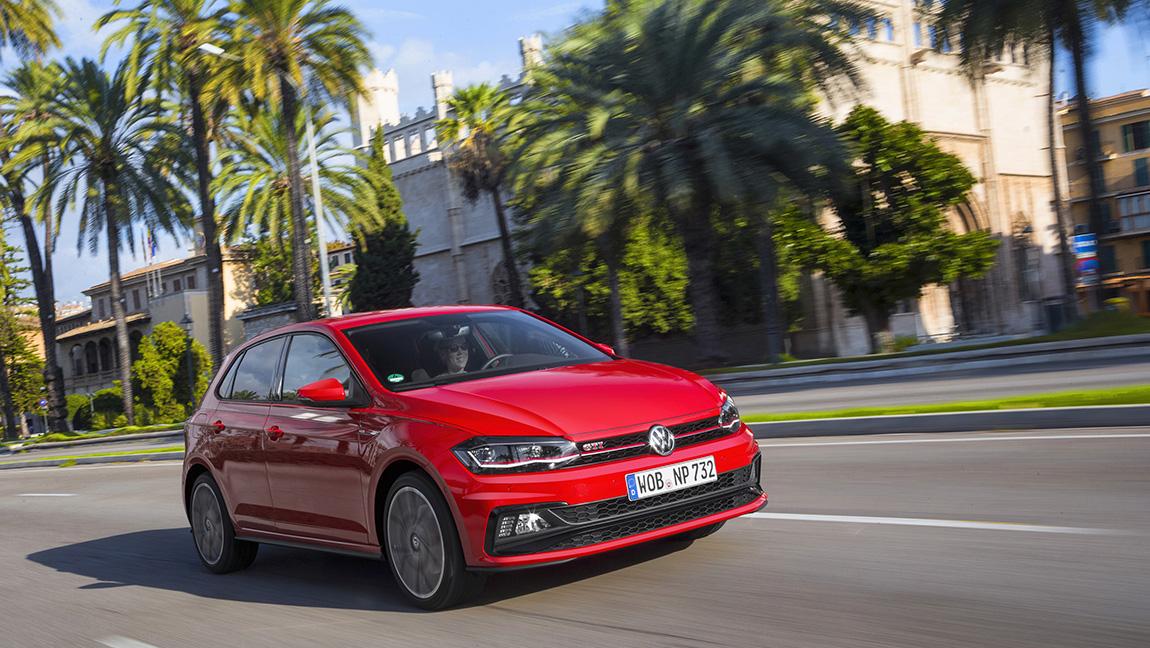 Kaufberatung Volkswagen Polo VI Exterieur Front dynamisch
