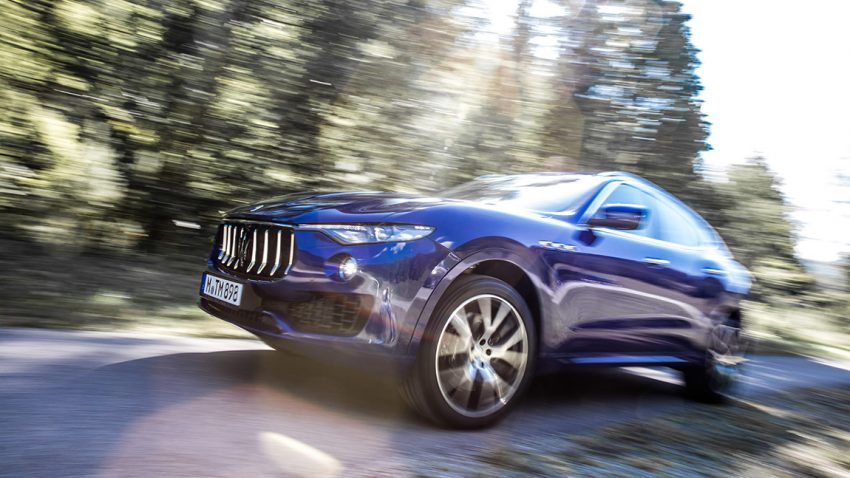 Maserati Levante: Die Posaunen von Modena