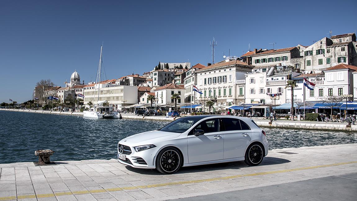 Mercedes BEnz A KLasse Konfigurator Check