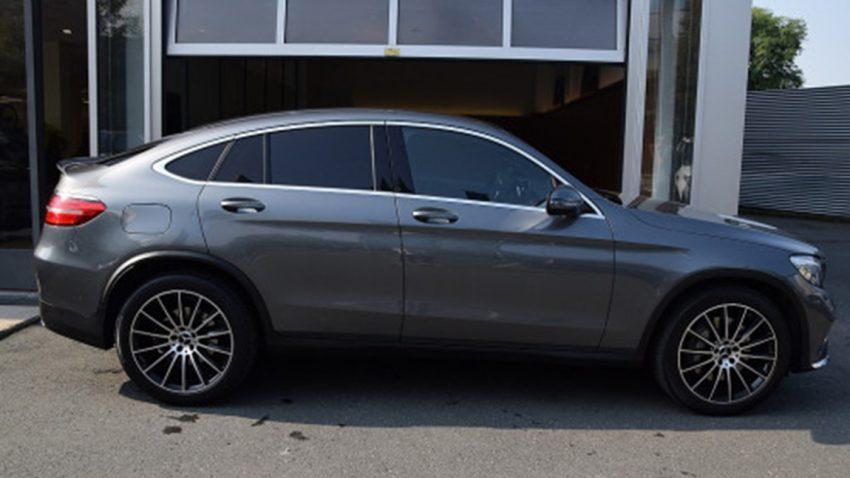 Gebrauchtwagen Mercedes-Benz GLC Coupe 220D 4Matic AMG Styling 01 zu verkaufen