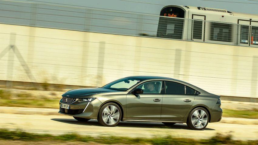 Peugeot 508: War noch nie da, ist jetzt zurück