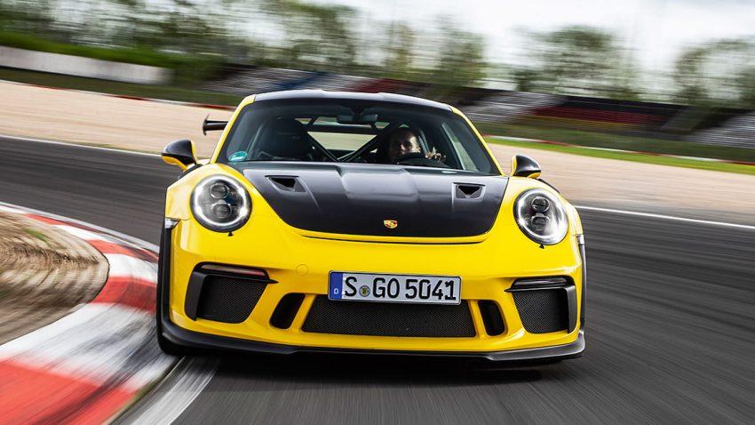 Der neue Porsche 911 GT3 RS im Test