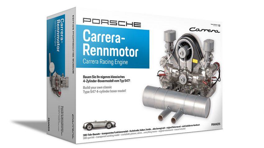 Porsche Carrera Rennmotor-Bausatz