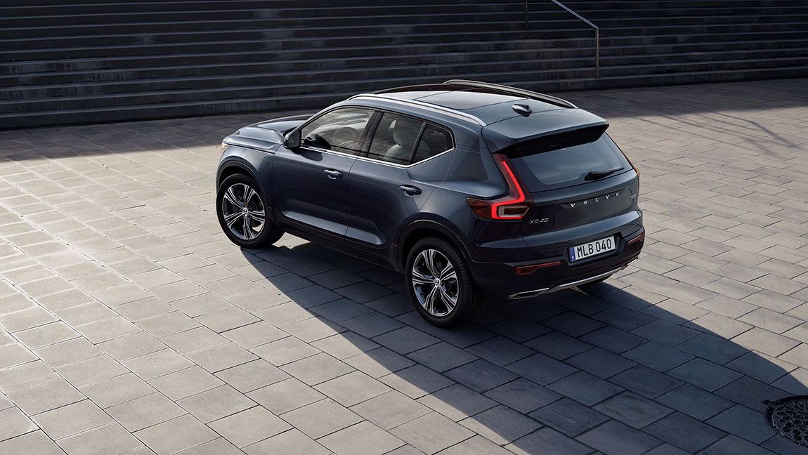 Volvo XC40 Car of the year 2018 Konfigurator Check