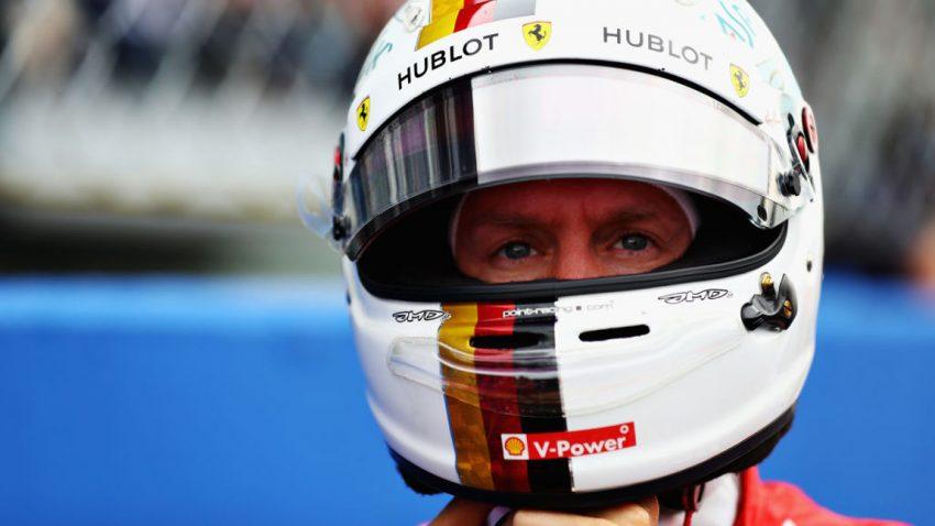Formel 1 in Monza: Vettel bei Ferrari-Heim-GP chancenlos