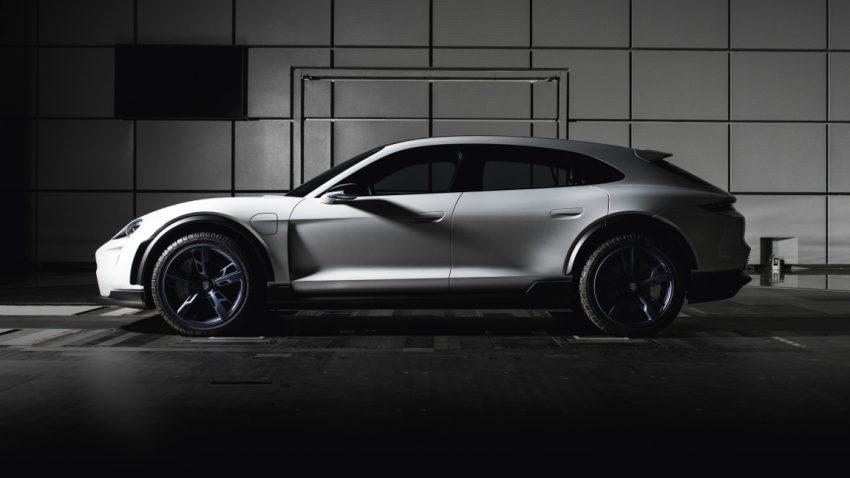 Auch Porsches Mission E Cross Turismo geht in Serie
