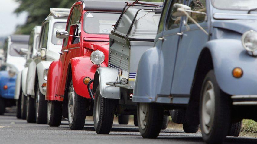 Happy Birthday, Ente: Der Citroën 2CV wird 70 Jahre alt