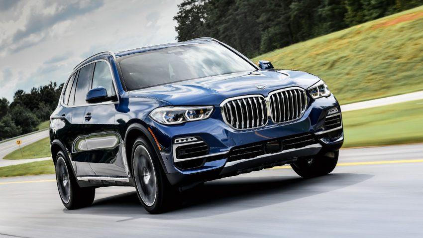 BMW X5: Der Onkel von Amerika
