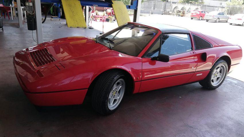 Ferrari 328 GTS Gebrauchtwagen kaufen verkaufen