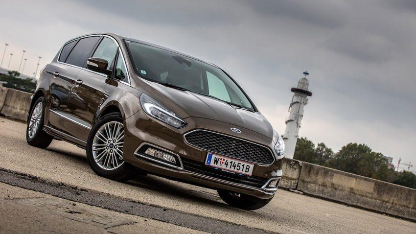 Ford S-Max Vignale: Schöner klingen