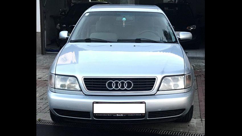 Gebruachtwaegn Audi A6 zu verkaufen