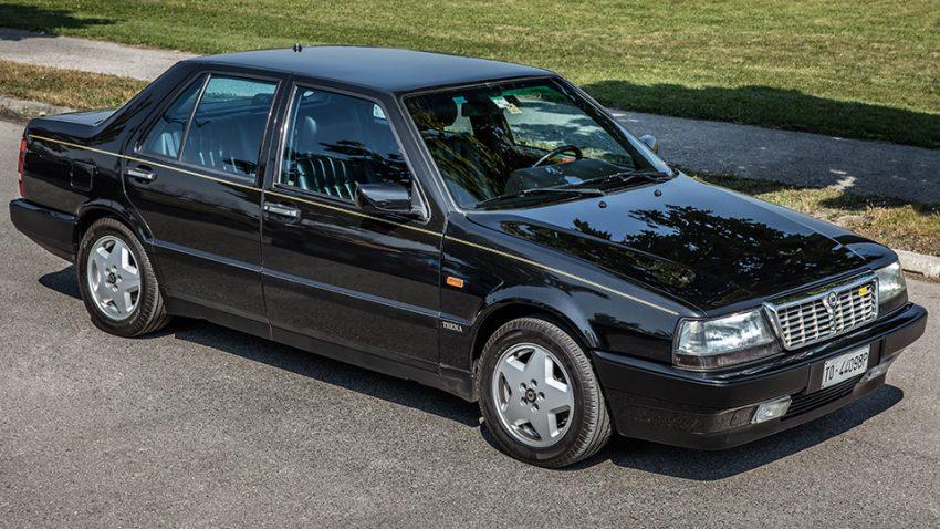 Kaufberatung Lancia Thema 8.32: DAS Thema
