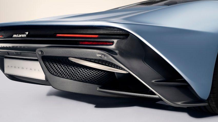 McLaren Speedtail: Das ist der F1-Nachfolger