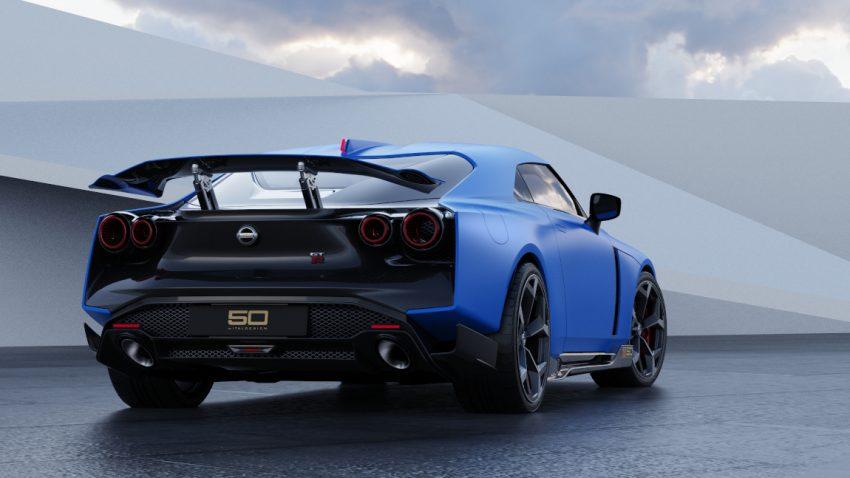 Nissan GT-R50 by Italdesign: Etwas besonderes, noch besonderer