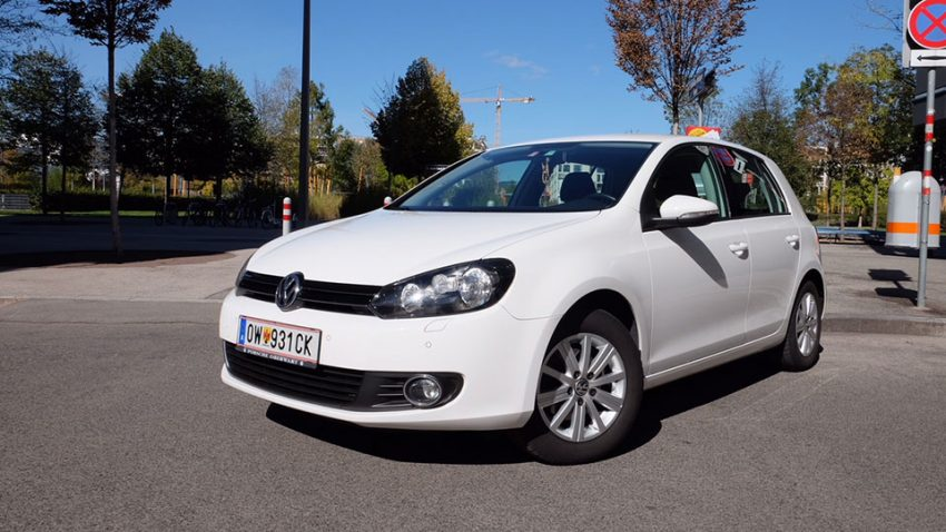 VW Golf Rabbit 2012 1.6 TDI DPF