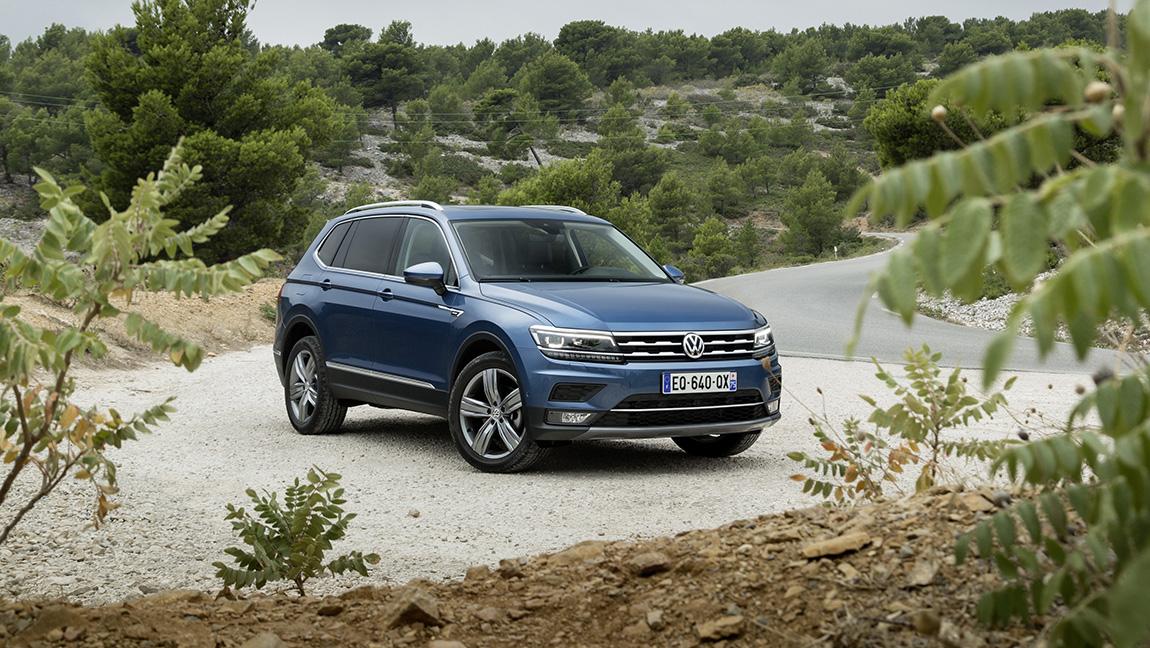 VW Tiguan Allspace Kaufberatung