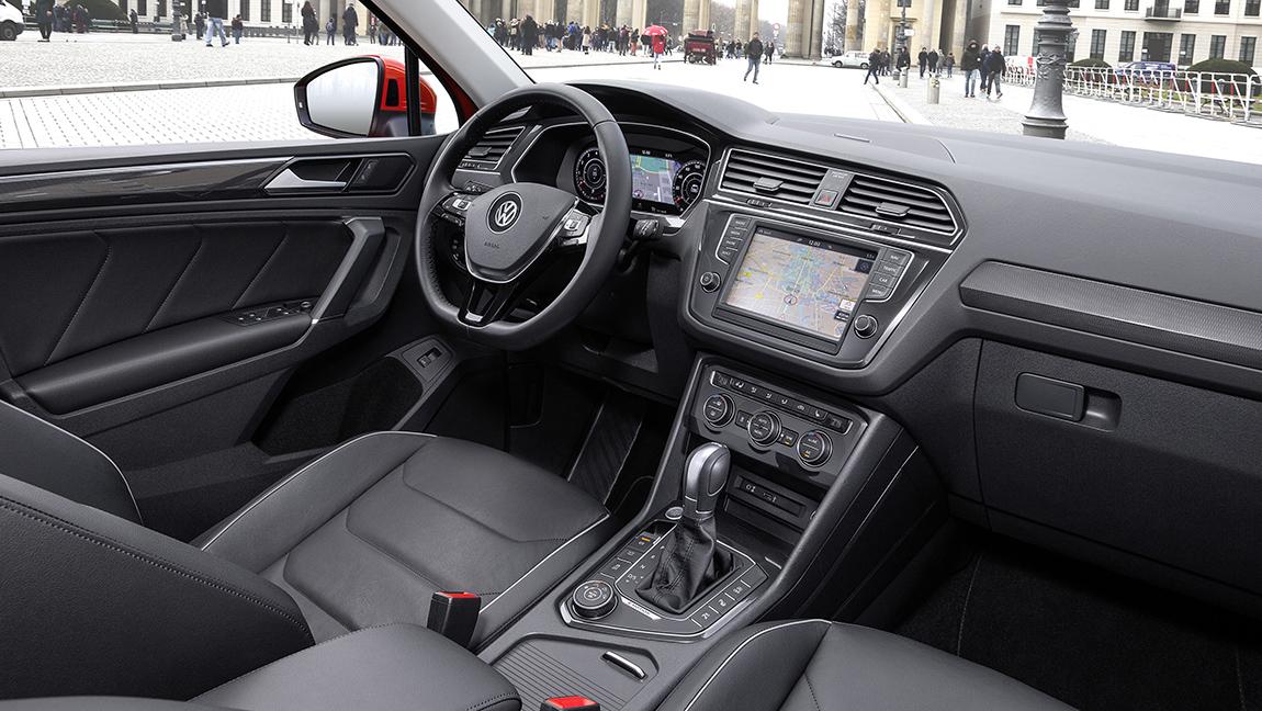 VW Tiguan Innenraum Kaufberatung